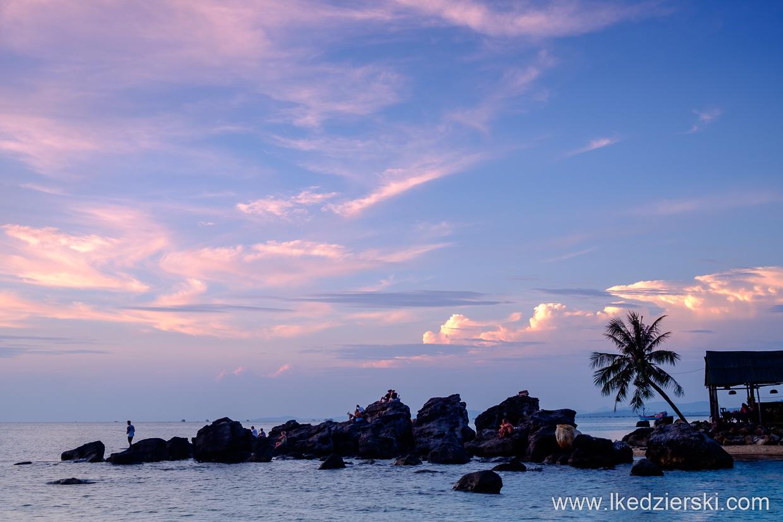 wietnam phu quoc sunset