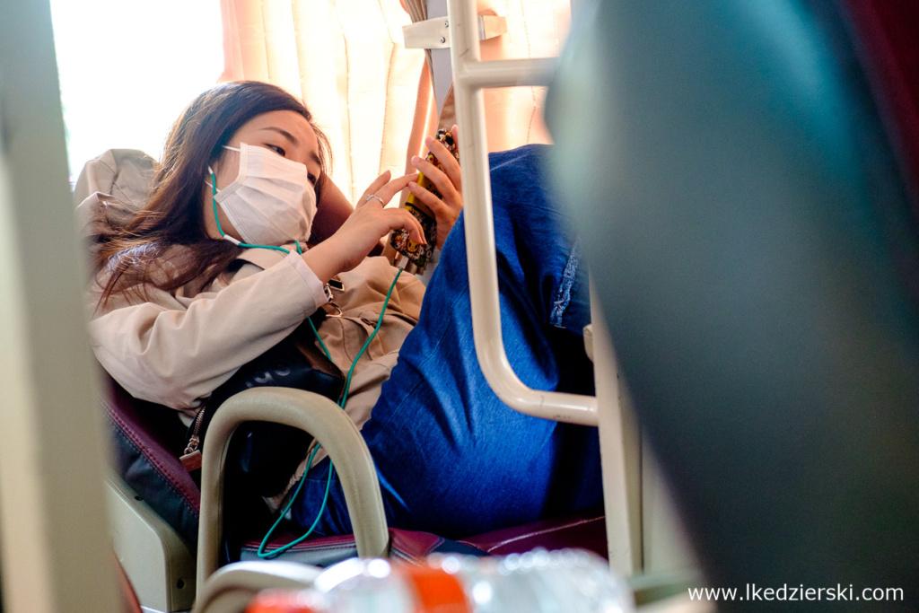 wietnam autobus sleeper bus