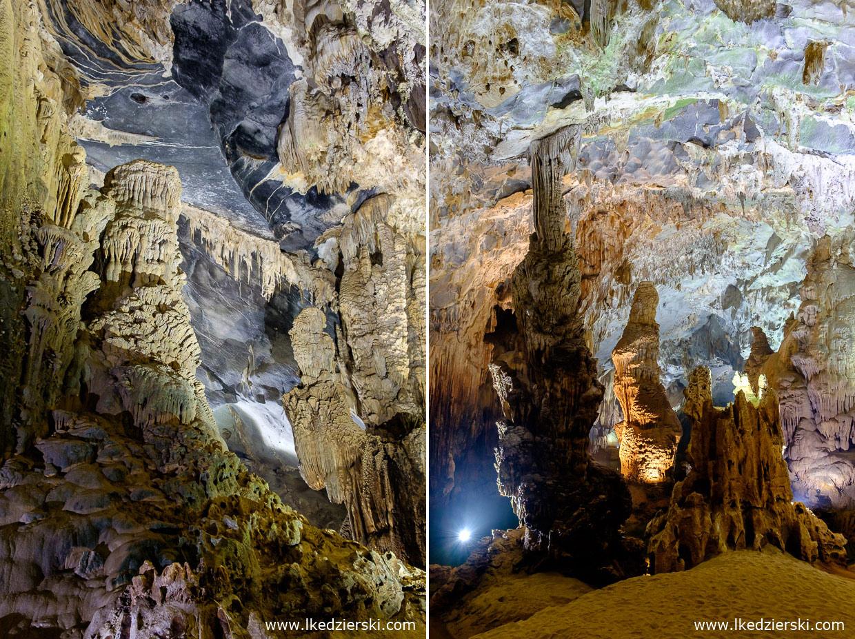 wietnam phong nha cave jaskinia jaskinie w wietnamie phong nha-ke bang
