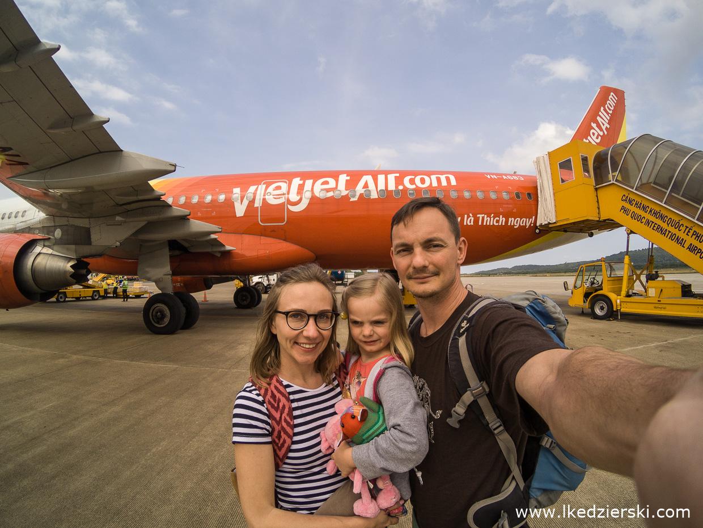 wietnam vietjetair samolot