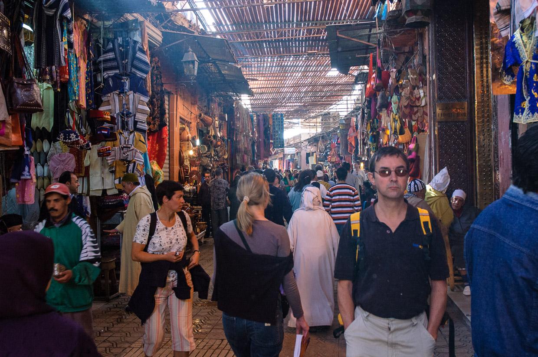 maroko atrakcje jemaa-el-fnaa atrakcje maroka suk