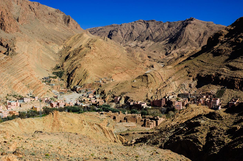 maroko atrakcje wąwoz todra atrakcje maroka