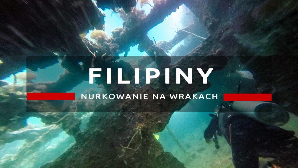 nurkowanie na filipinach coron wraki nurkowanie wrakowe nurkowanie na wrakach
