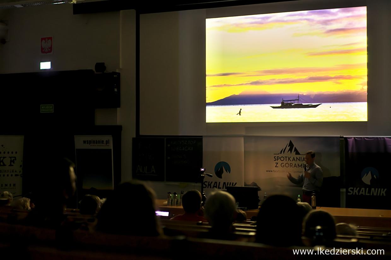 spotkania z górami prezentacja o filipinach pokaz slajdów o podróży z dzieckiem