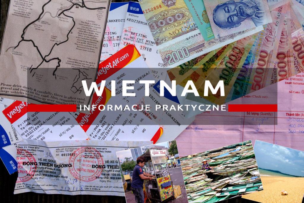 wietnam informacje praktycze