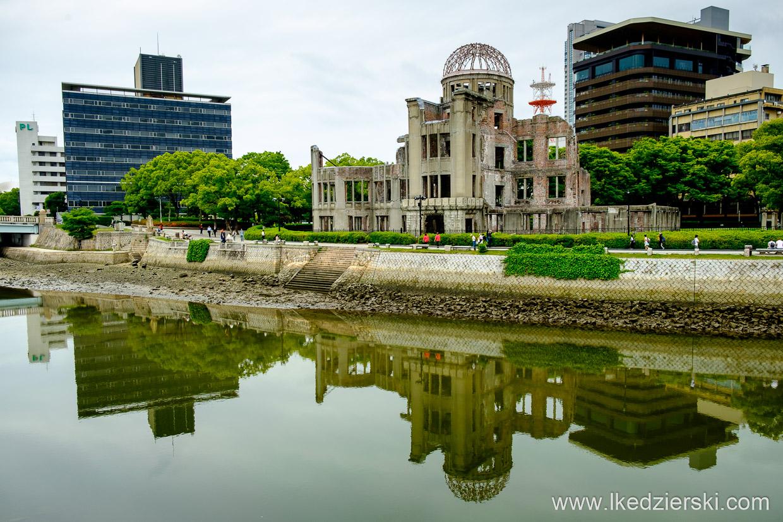 hiroszima japonia Hiroshima Peace Memorial Park Hiroshima Peace Memorial (Genbaku Dome)