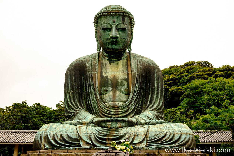 japonia kamakura kotokuin Great Buddha