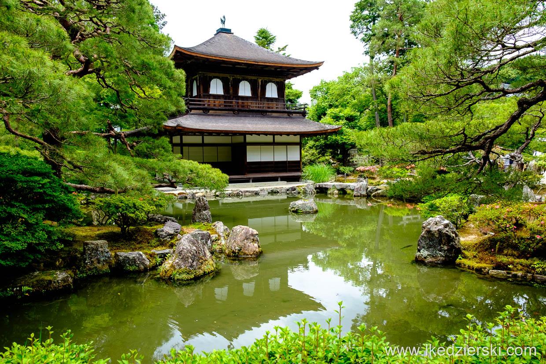 japonia kioto silver pavilion