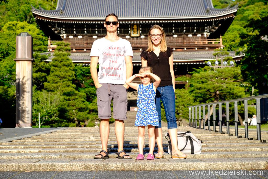 japonia kioto nadia w podróży