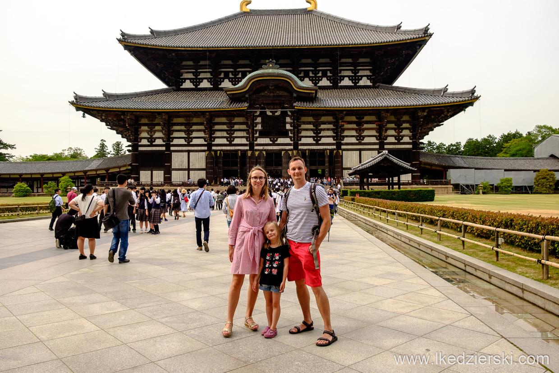 japonia nara todaiji temple