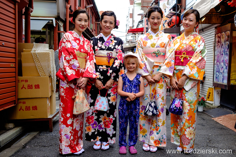 japonia tokio asakusa tokyo