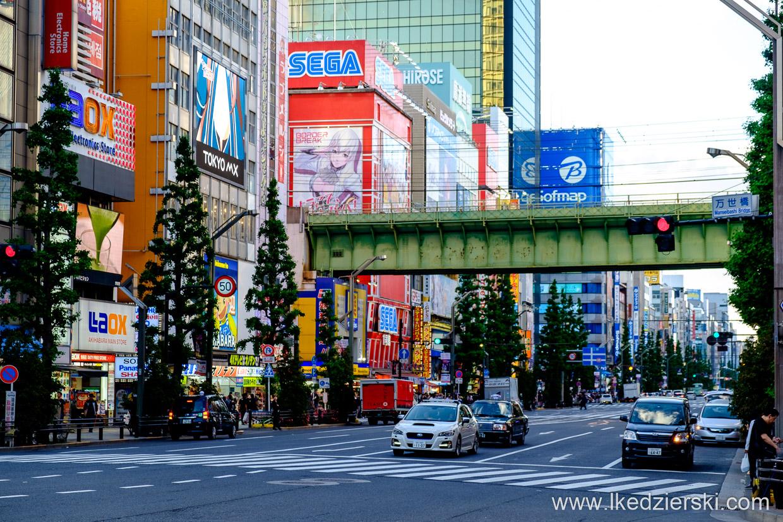 japonia tokio akihabara tokyo