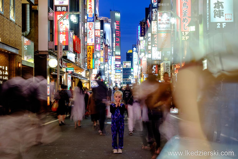 japonia tokio shinjuku kabukicho nadia w podróży