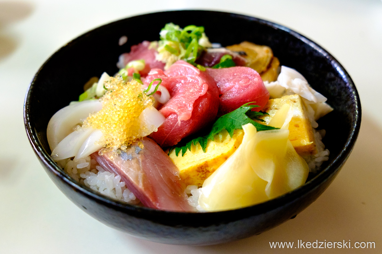 japonia tokio sushi