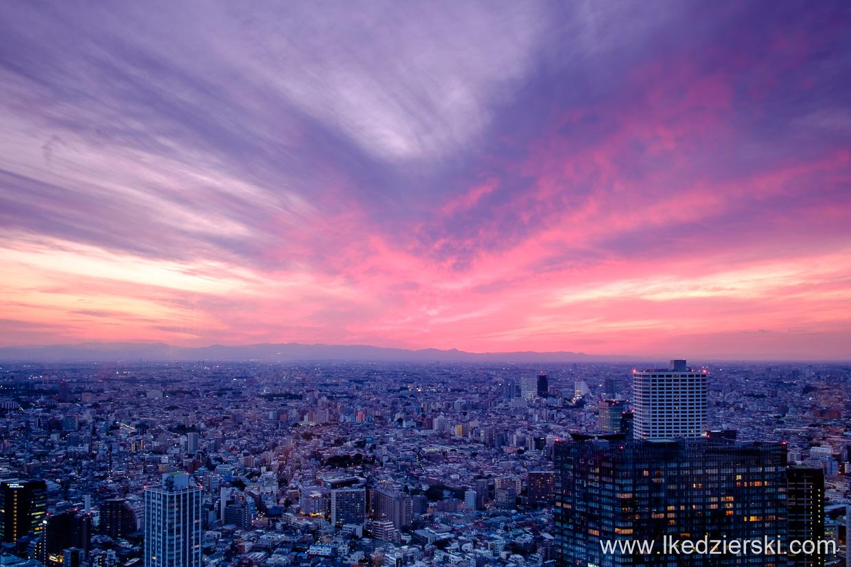 japonia tokio nightphoto Tokyo Metropolitan Government