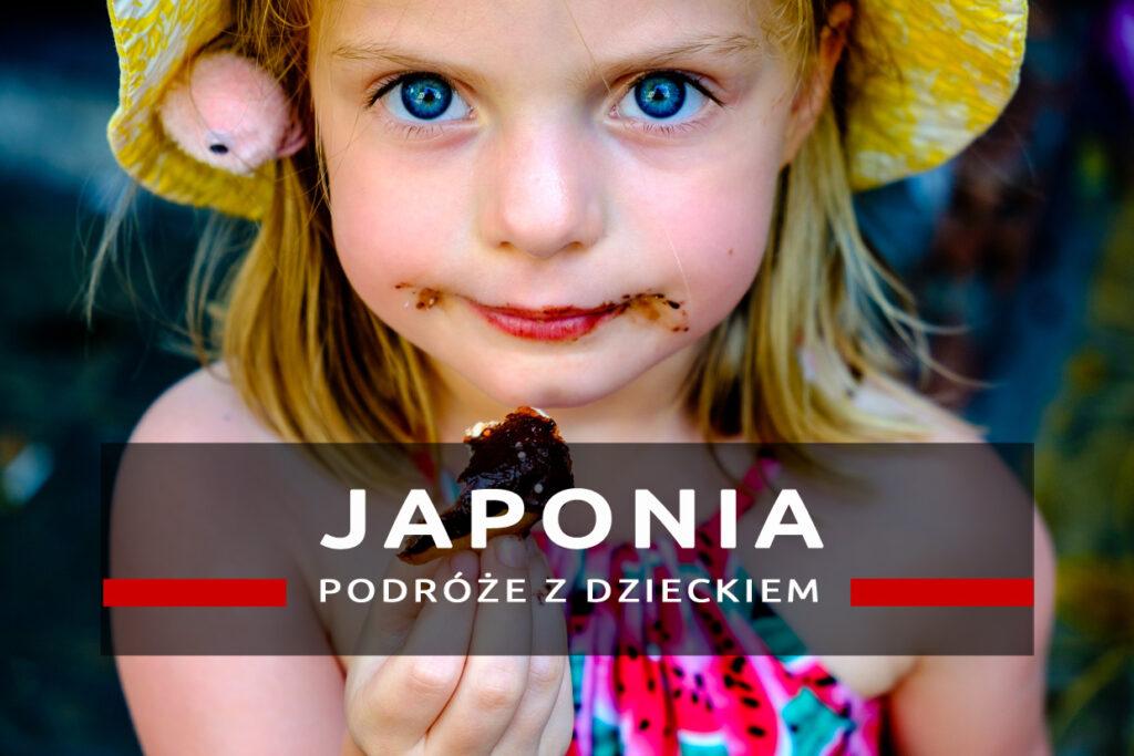 podróż do Japonii z dzieckiem nadia w podróży