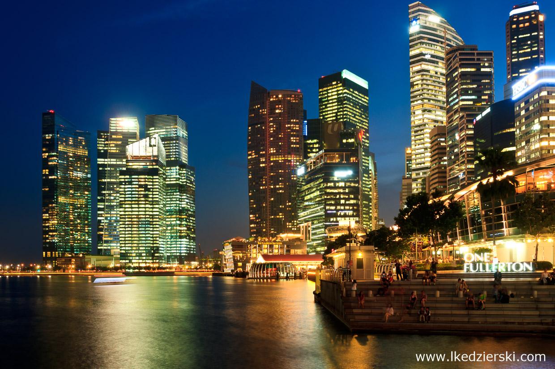 singapur atrakcje atrakcje singapuru marina bay