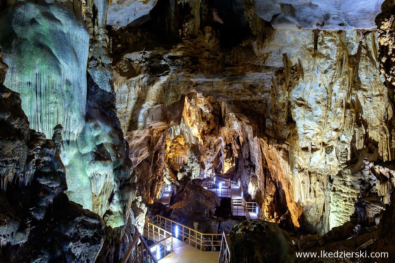 tien son cave wietnamskie jaskinie Phong Nha-Kẻ Bàng Phong Nha-Ke Bang