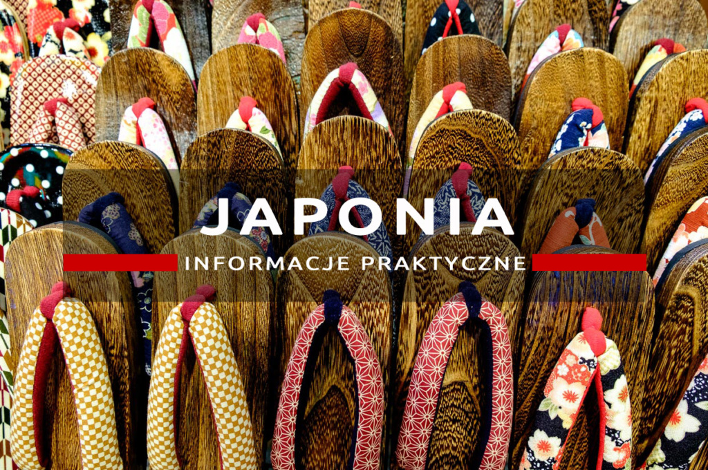japonia informacje praktyczne