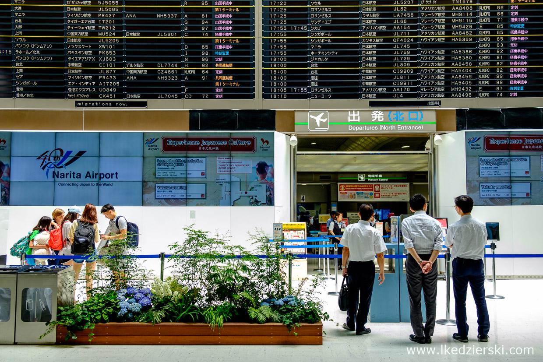 japonia narita airport tokyo tokio japonia informacje praktyczne