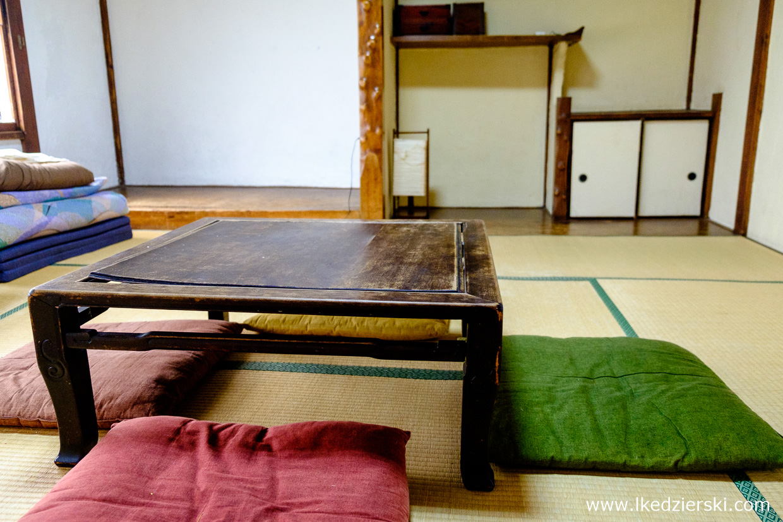 noclegi w japonii Tokio Taito Ryokan