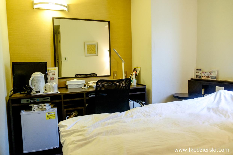 Noclegi w Japonii Tokio Smile Hotel Tokyo Nihonbashi