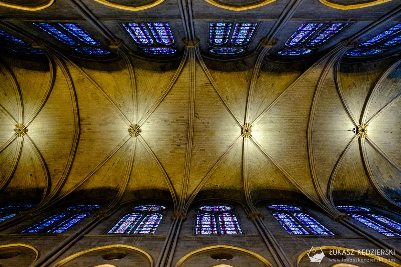 paryż katedra notre-dame