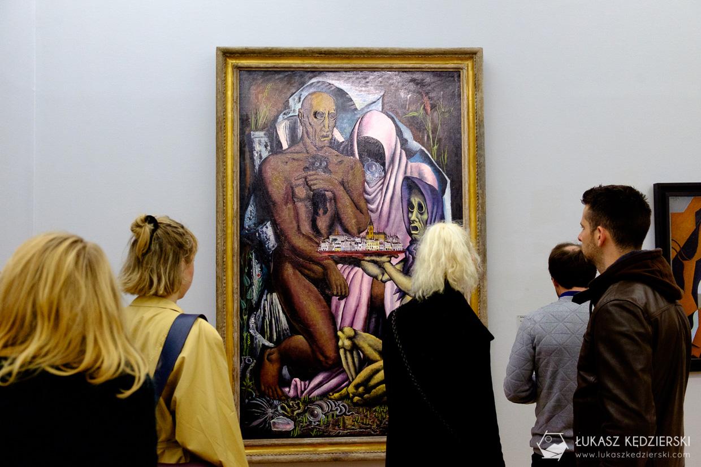 paryż muzeum sztuki współczesnej pompidou