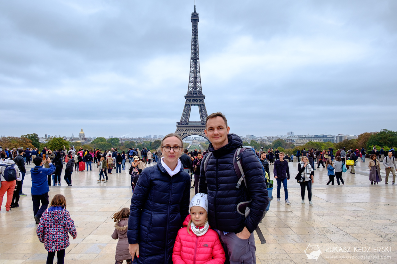 paryż wieża eiffla