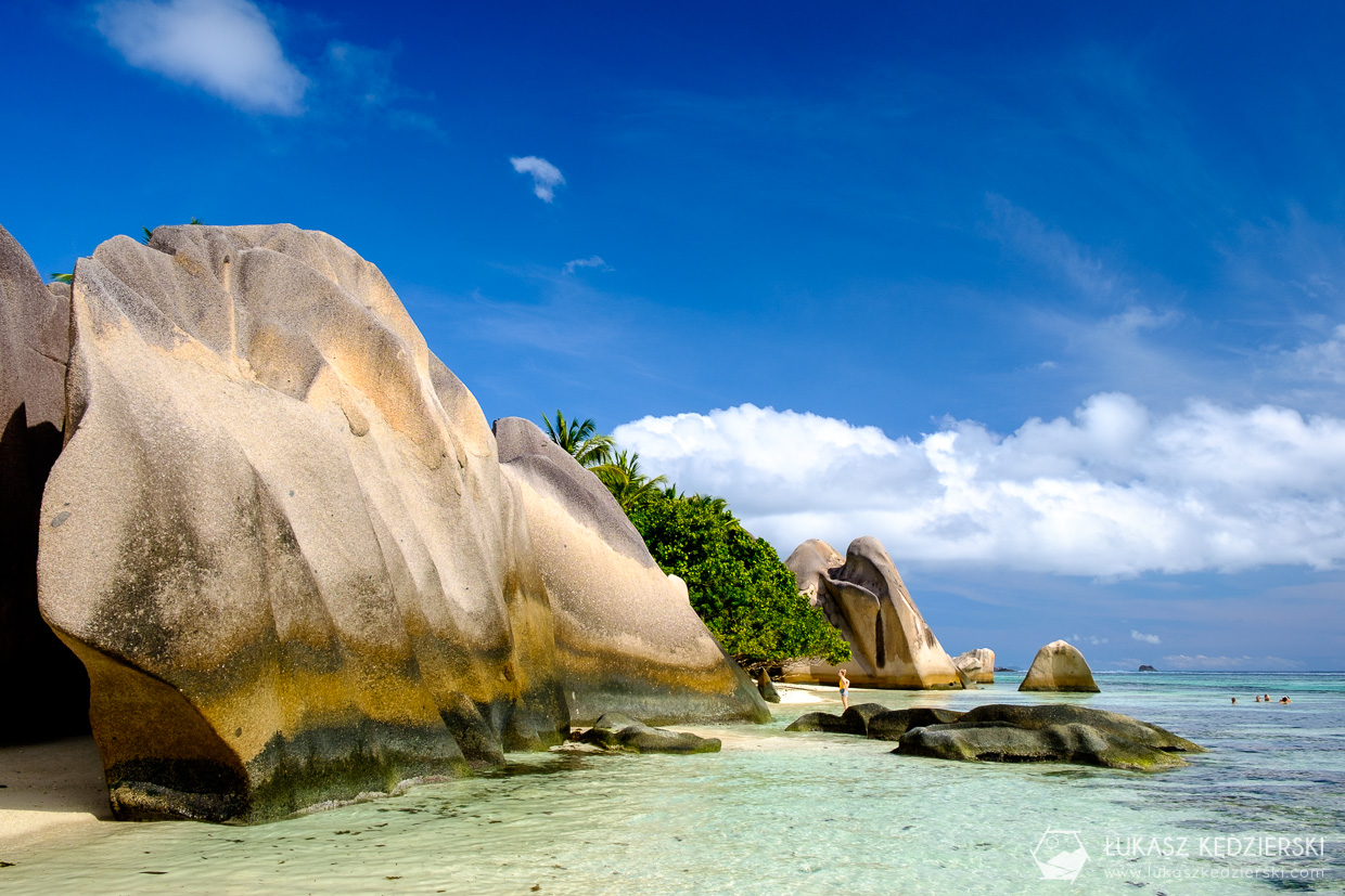 seszele la digue anse source d'argent seychelles beach