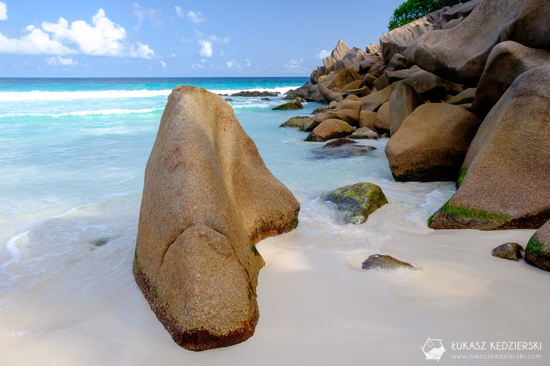 seszele la digue petite anse seychelles beach