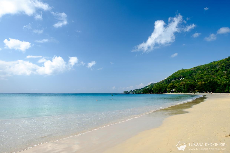 seszele mahe beau vallon beach