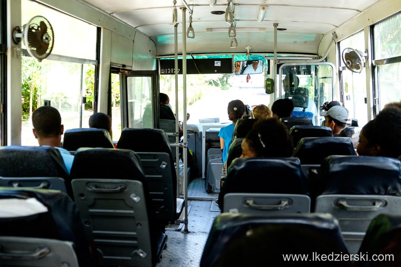 seszele praslin autobus