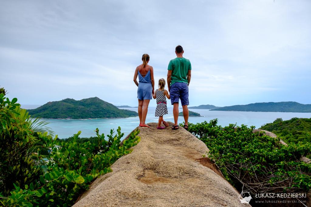 seszele praslin fond ferdinand reserve podróż na seszele z dzieckiem