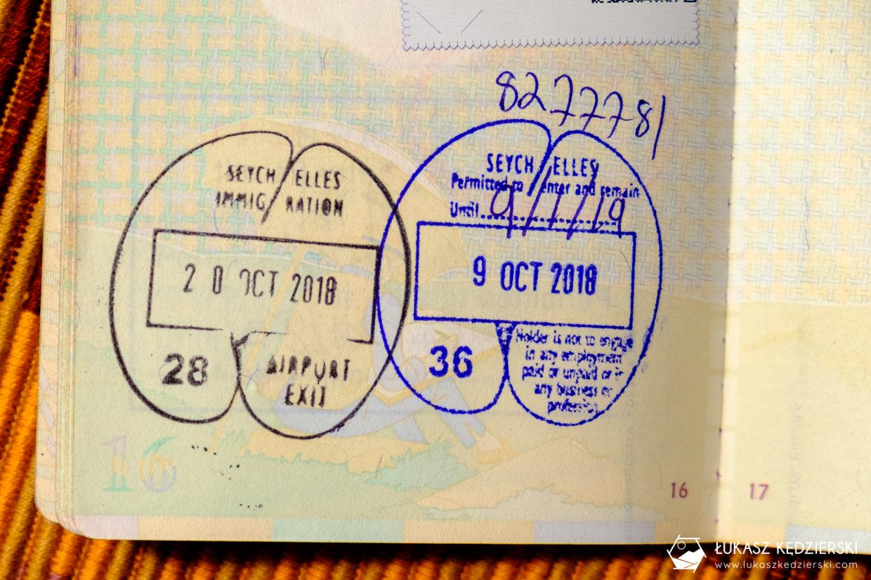 seszele wiza paszport wiza na seszele