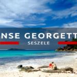 Anse Georgette – najładniejsza plaża na Praslin?