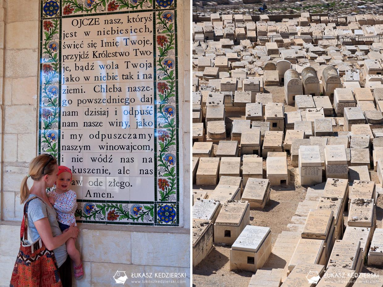 atrakcje jerozolimy co warto zobaczyć w jerozolimie Kościół Pater Noster