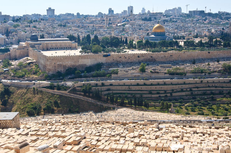 atrakcje jerozolimy co warto zobaczyć w jerozolimie widok na stare miasto