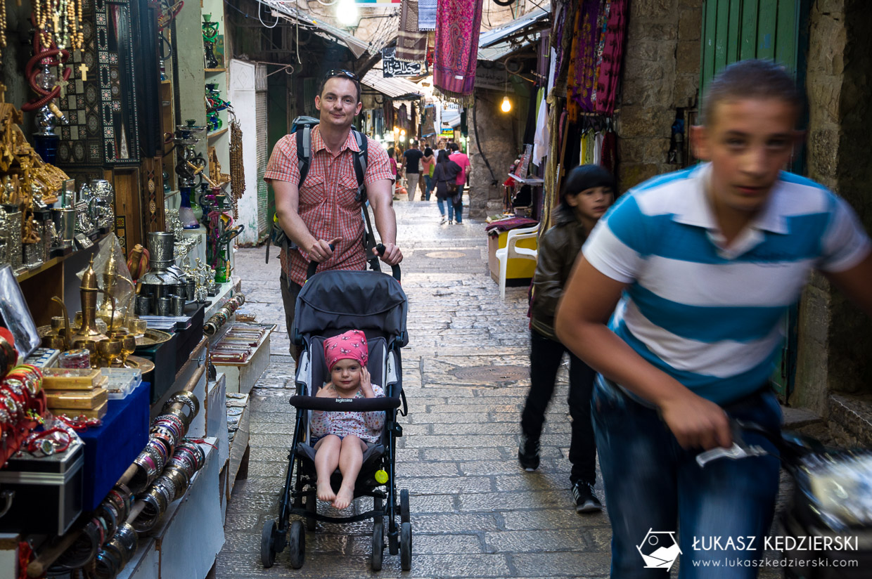atrakcje jerozolimy co warto zobaczyć w jerozolimie Stare Miasto Jerozolimy