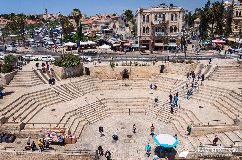 atrakcje jerozolimy co warto zobaczyć w jerozolimie Mury Starego Miasta Jerozolimy