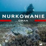Nurkowanie w Omanie