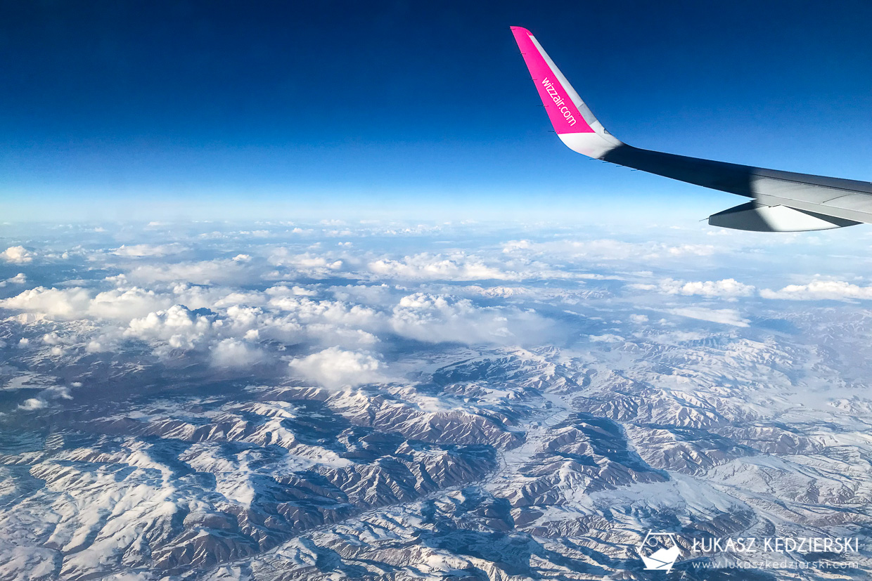 oman informacje praktyczne lot do dubaju