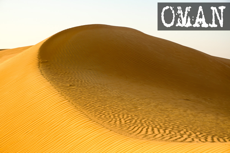 oman, pustynia, wahiba sands