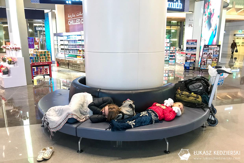 podróż do omanu maskat lotnisko