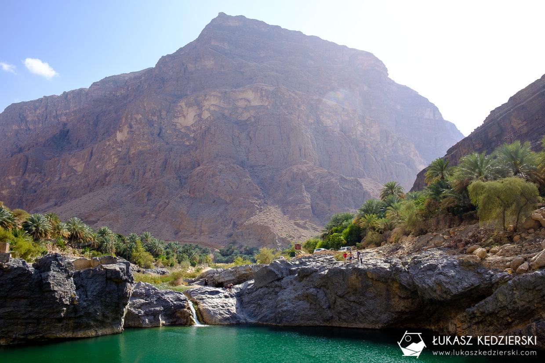 podróż do omanu wadi al arbeieen