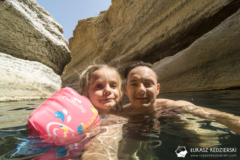 podróż do omanu wadi shab
