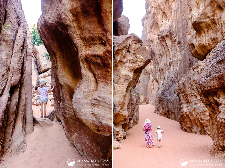 jordania atrakcje wadi rum abu khashaba canyon