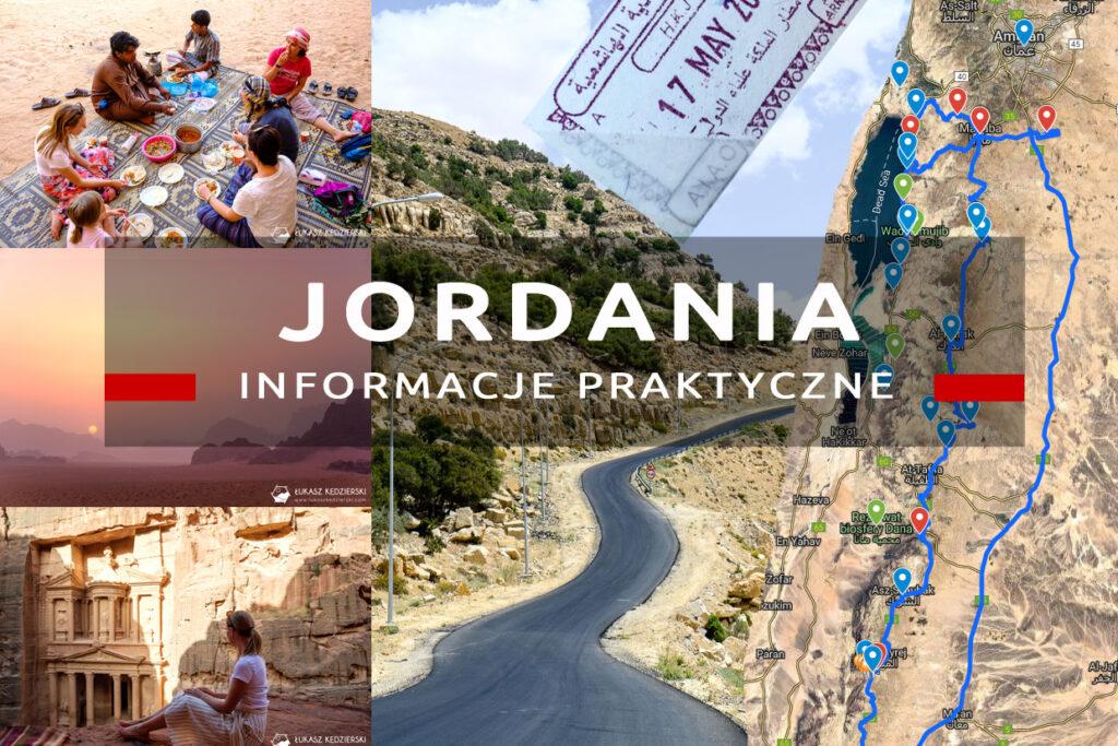 jordania informacje praktyczne