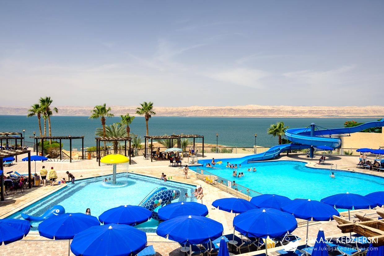 jordania noclegi dead sea spa hotel morze martwe noclegi basen aqua fun