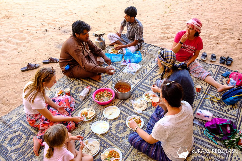 jordania wad rum piknik jordania informacje praktyczne